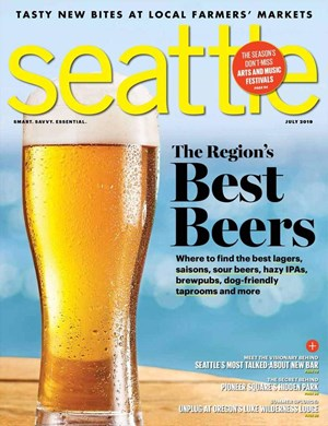 Seattle Magazine | 7/2019 Cover