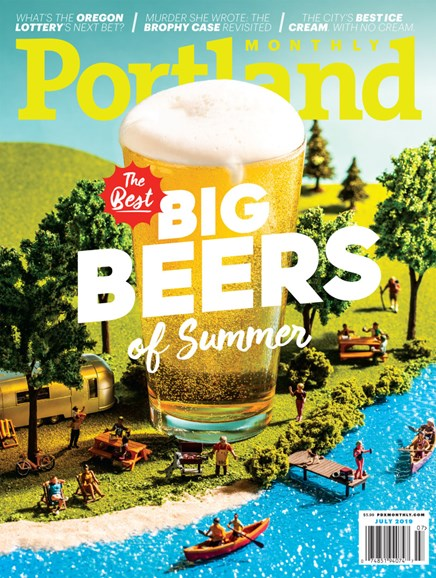 Portland Monthly Cover - 7/1/2019