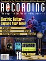 Recording Magazine | 7/2019 Cover