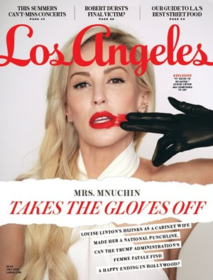 Los Angeles Magazine | 7/2019 Cover