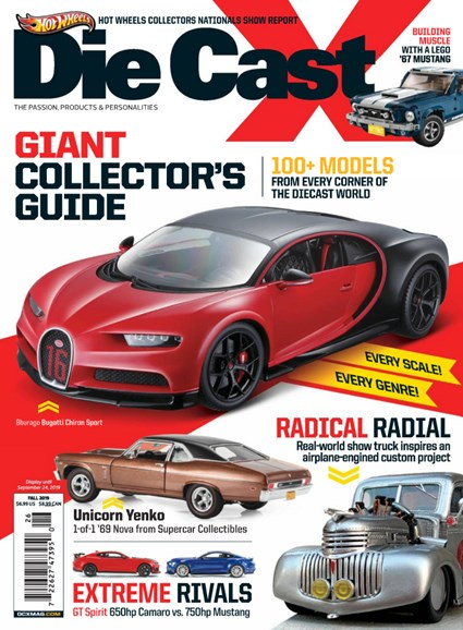 Diecast X Cover - 9/1/2019