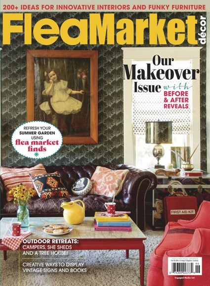 Flea Market Décor Cover - 6/1/2019