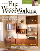 Fine Woodworking Magazine 8/1/2019