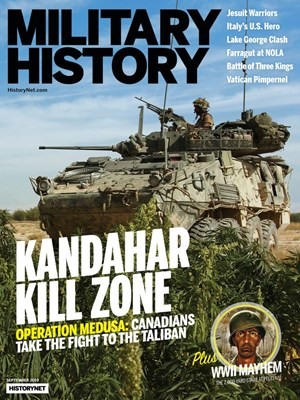 Military History Magazine | 9/2019 Cover