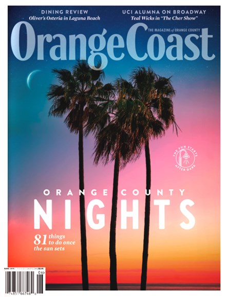 Orange Coast Cover - 6/1/2019