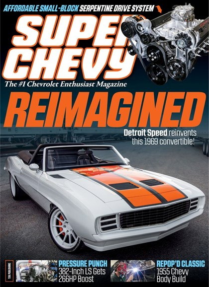 Super Chevy Cover - 9/1/2019