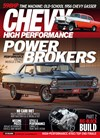 Chevy High Performance Magazine | 9/1/2019 Cover