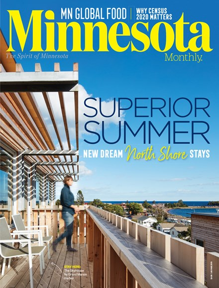 Minnesota Monthly Cover - 7/1/2019