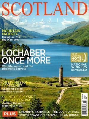 Scotland Magazine | 7/2019 Cover