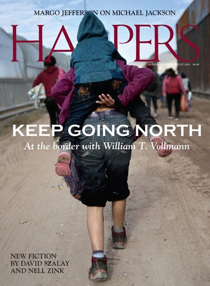 Harper's Cover - 7/1/2019