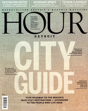 Hour Detroit Magazine | 7/2019 Cover