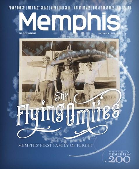 Memphis Cover - 7/1/2019