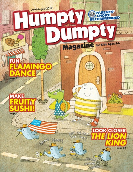 Humpty Dumpty Cover - 7/1/2019