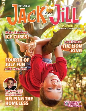 Jack And Jill Magazine | 7/2019 Cover