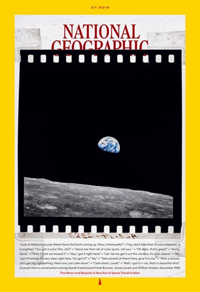 National Geographic Cover - 7/1/2019
