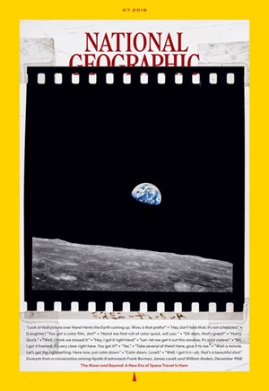 National Geographic Magazine | 7/2019 Cover