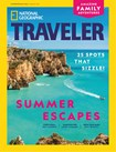 National Geographic Traveler Magazine | 6/1/2019 Cover