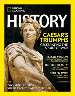 National Geographic History | 7/2019 Cover