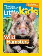 National Geographic Little Kids Magazine 7/1/2019