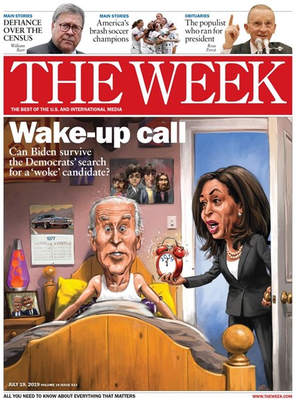 The Week Cover - 7/19/2019
