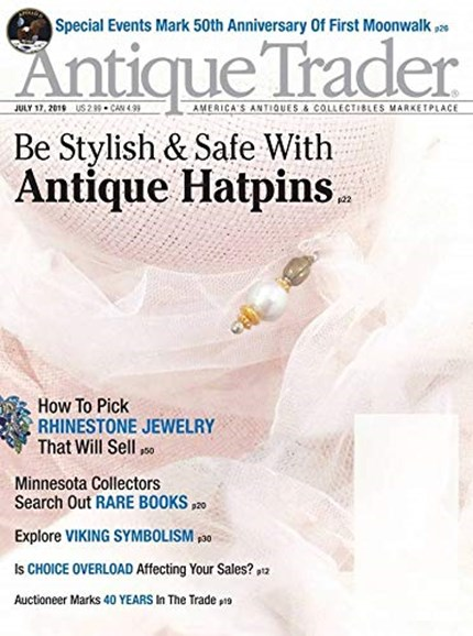 Antique Trader Cover - 7/17/2019