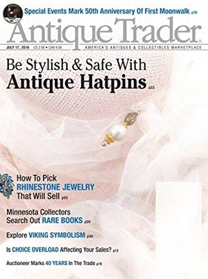 Antique Trader Magazine | 7/17/2019 Cover