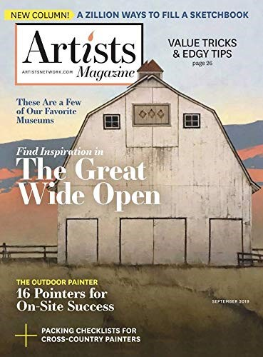 Best Price for The Artist's Magazine Subscription
