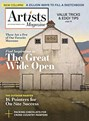 Artists Magazine | 9/2019 Cover
