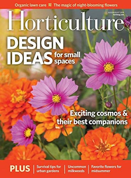 Horticulture Cover - 7/1/2019