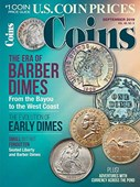 Coins Magazine | 9/2019 Cover