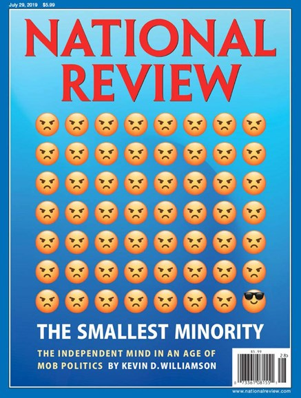 National Review Cover - 7/29/2019