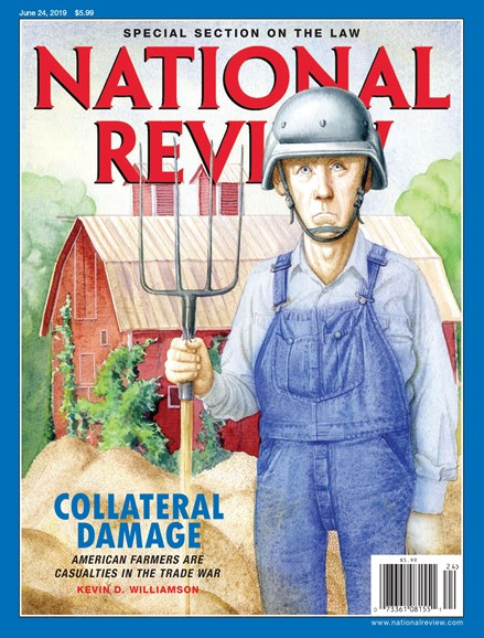 National Review Cover - 6/24/2019
