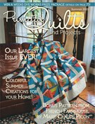 Primitive Quilts and Projects 6/1/2019