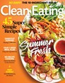 Clean Eating Magazine   7/2019 Cover