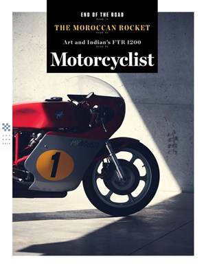 Motorcyclist Magazine | 7/1/2019 Cover