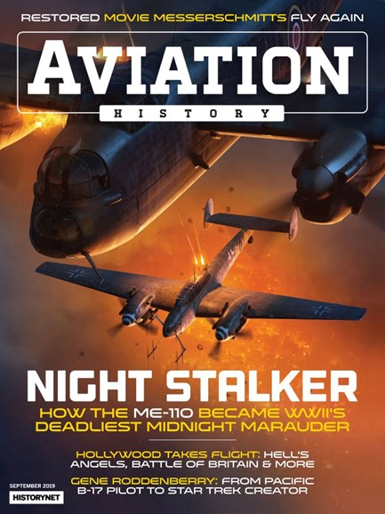 Aviation History Cover - 9/1/2019