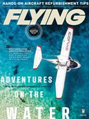 Flying Magazine | 8/2019 Cover