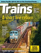 Trains Magazine 8/1/2019
