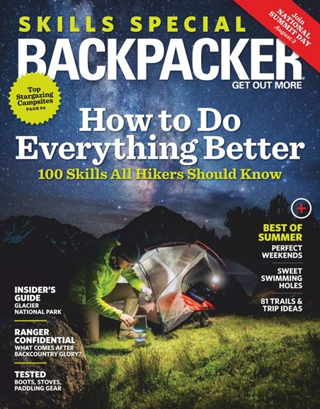 Backpacker Cover - 7/1/2019