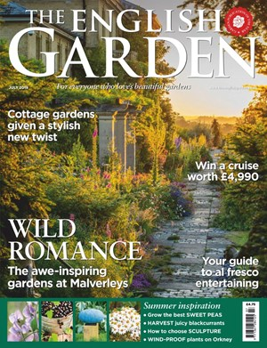 English Garden Magazine | 7/2019 Cover