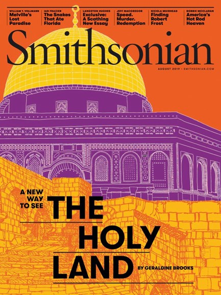 Smithsonian Cover - 8/1/2019