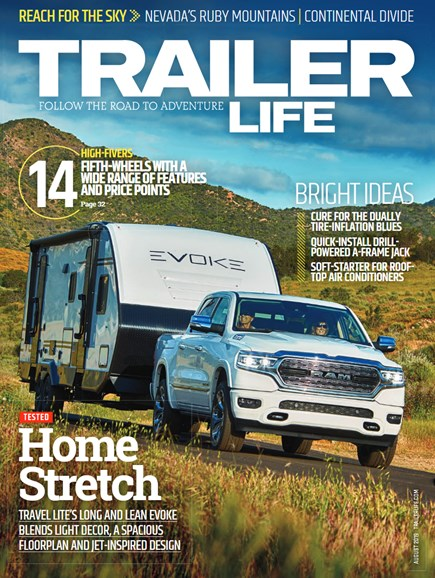 Trailer Life Cover - 8/1/2019