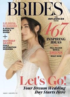 Brides | 8/2019 Cover
