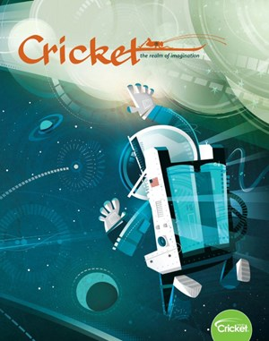 Cricket Magazine | 7/2019 Cover