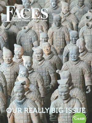 Faces Magazine | 7/2019 Cover