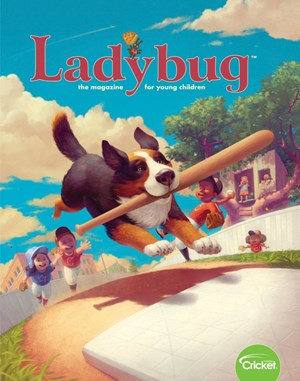 Ladybug Magazine | 7/2019 Cover