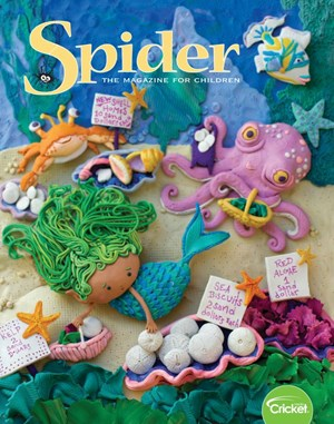 Spider Magazine | 7/2019 Cover