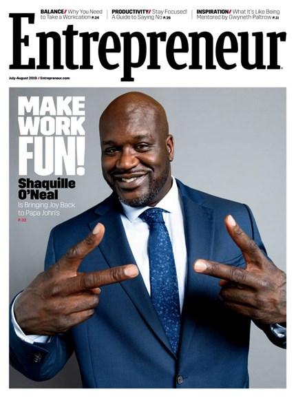 Entrepreneur Cover - 7/1/2019