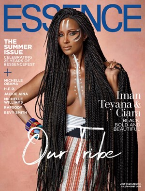 Essence Magazine | 7/2019 Cover