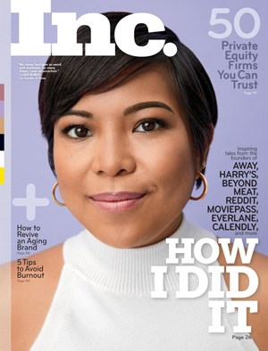 Inc. Magazine | 7/2019 Cover